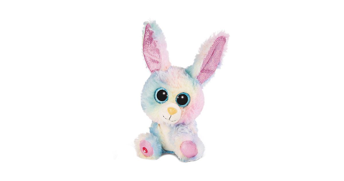 Glubschis Kuscheltier Hase Rainbow Candy 15cm (45561) pastell