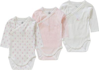 Kinder NEU Kanz Set 3er Pack Body Jungen Baby