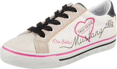 Sneakers Low für Mädchen, MUSTANG