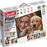 Пиксельная мозаика Quercetti Фото, 25200 деталей