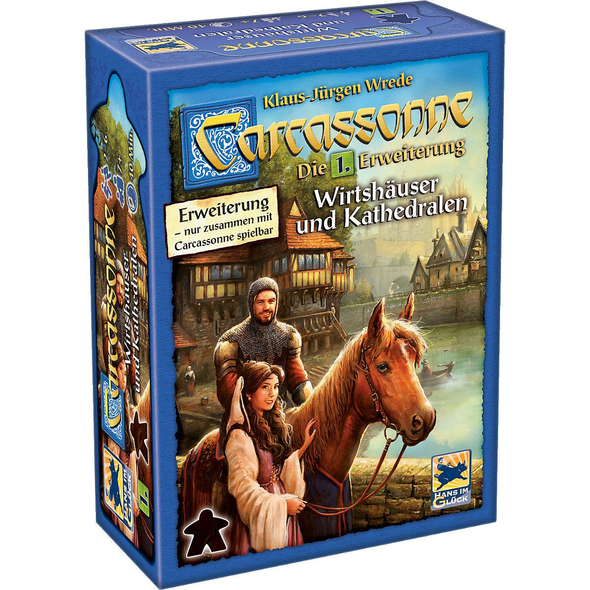 Carcassonne 1 Erweiterung