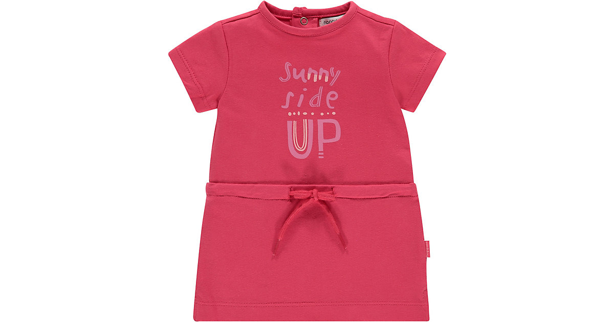 Baby Kleid, Organic Cotton rot Gr. 62 Mädchen Baby