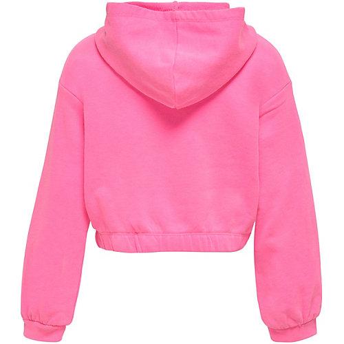 Худи KIDS ONLY - неоновый розовый от KIDS ONLY