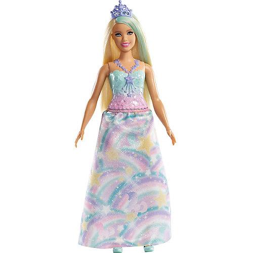 Волшебная принцесса Barbie Dreamtopia со светлыми волосами от Mattel