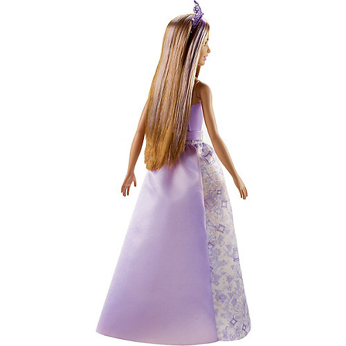 Волшебная принцесса Barbie Dreamtopia с русыми волосами от Mattel