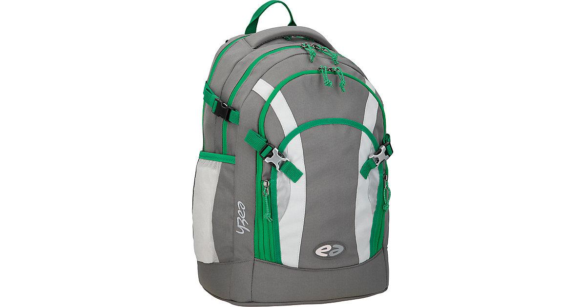 Schulrucksack ACE SLEAZE, grau/grün