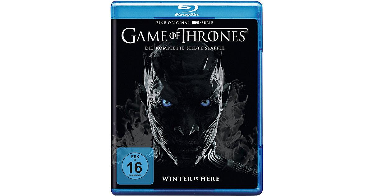 BLU-RAY Game of Thrones - Staffel 7 (Repack) (3 BluRays) Hörbuch