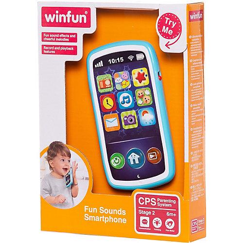 Игрушка Музыкальный смартфон WinFun от WinFun