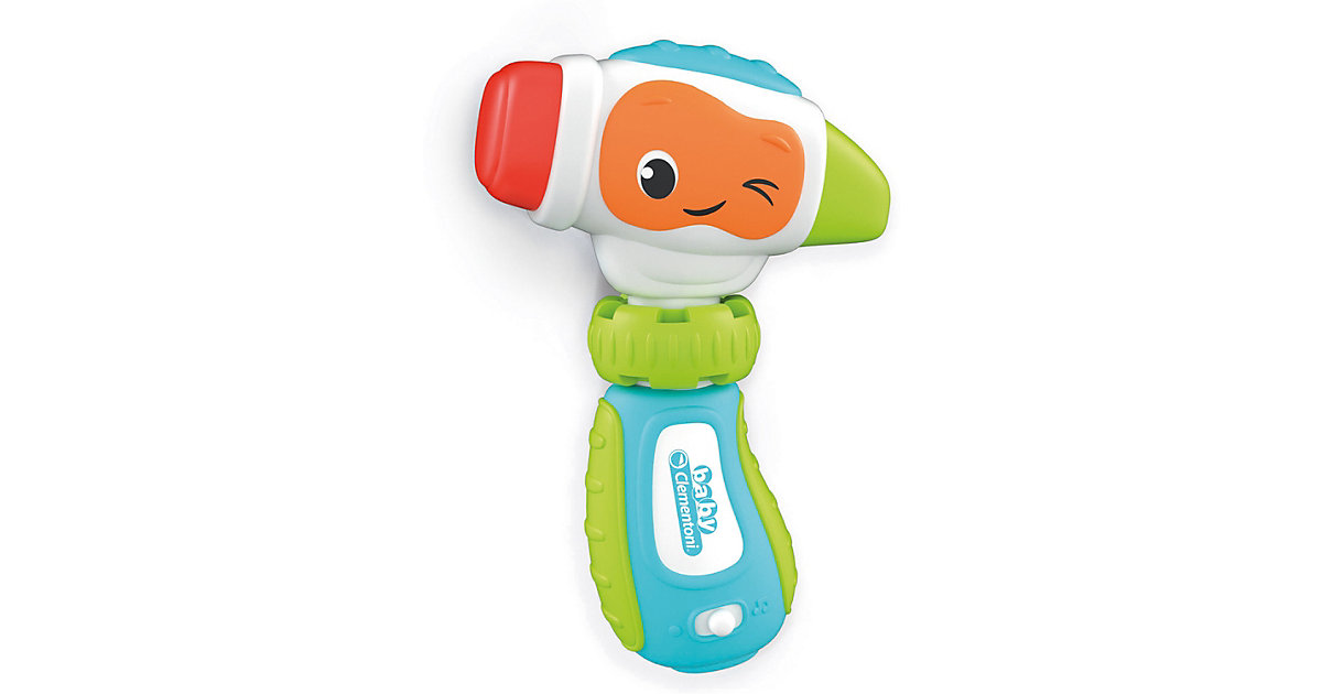 Interaktiver Hammer | Baumarkt > Werkzeug > Hammer | Clementoni