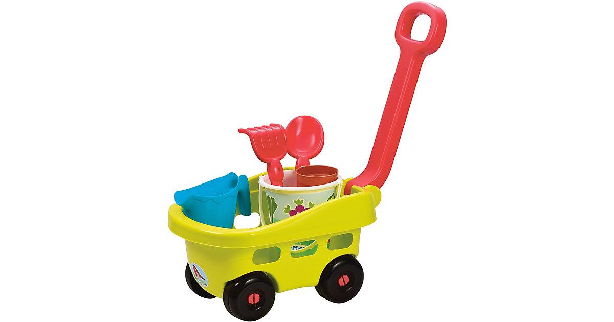 Gärtner Handwagen mit Eimergarnitur mehrfarbig   Küche und Esszimmer > Küchen-Zubehör   écoiffier