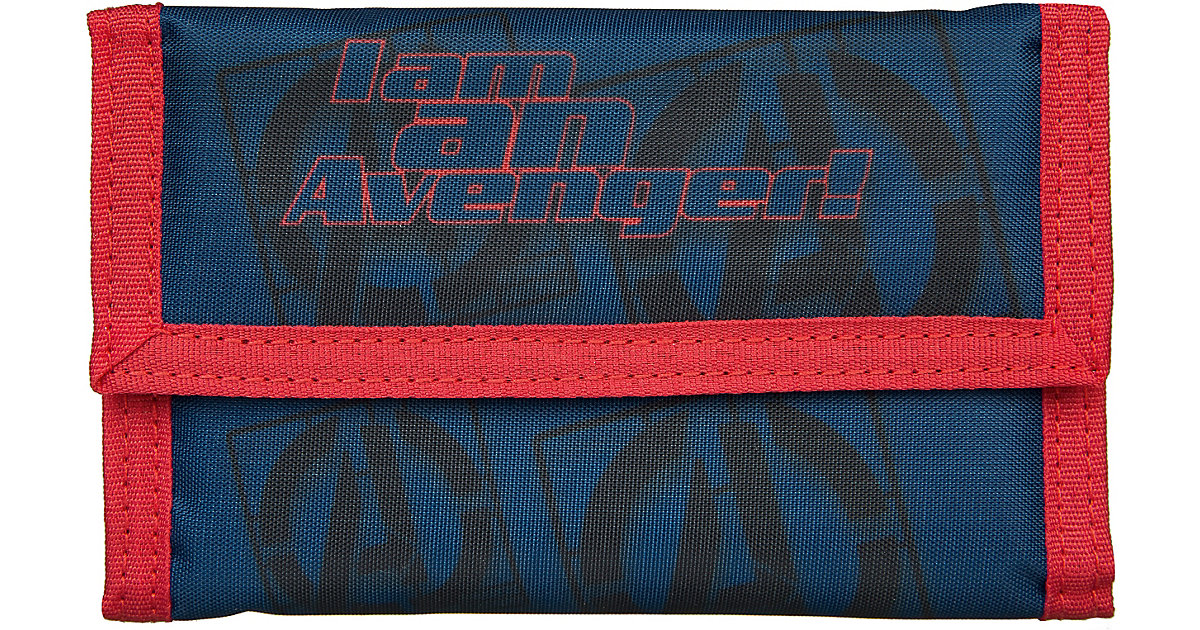 Geldbörse Marvel Avengers Jungen Kinder