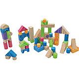 Мягкий конструктор Little Hero Строительные кубики