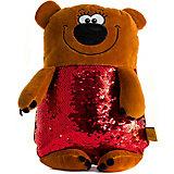 Мягкая игрушка Tallula Медведь, 45 см