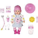 """Кукла Zapf Creation Baby Born """"Стильная весна"""", интерактивная, 43 см"""