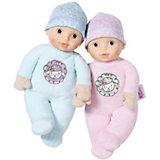 Кукла Zapf Creation Baby Annabell for babies в голубом, 22 см
