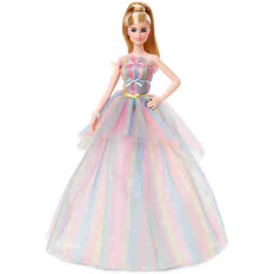 Barbie Signature Birthday Wishes Barbie Puppe