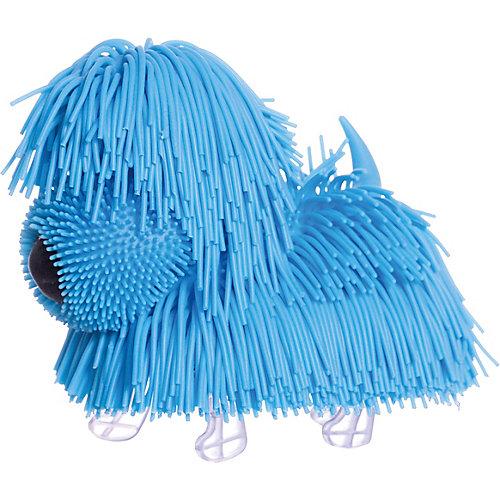 "Интерактивная собака Abtoys ""Макаронка"", голубая от ABtoys"