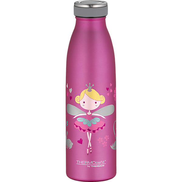 Isoliertrinkflasche ThermoCafé TC Bottle princess, 500 ml, Edelstahl