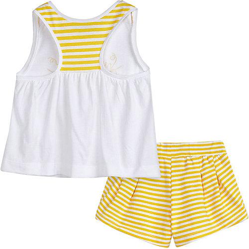 Комплект Mayoral: майка и шорты - желтый от Mayoral
