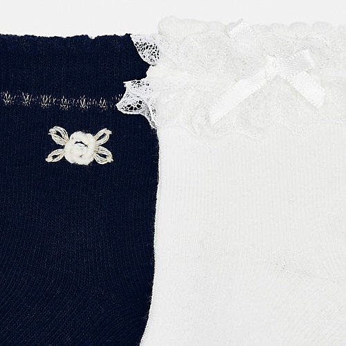 Носки Mayoral, 2 пары - темно-синий от Mayoral