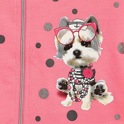 Спортивный костюм Mayoral - блекло-розовый от Mayoral