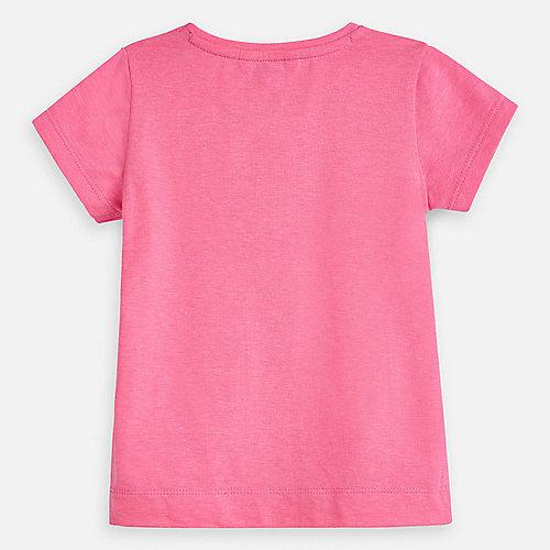 Футболка Mayoral - блекло-розовый от Mayoral