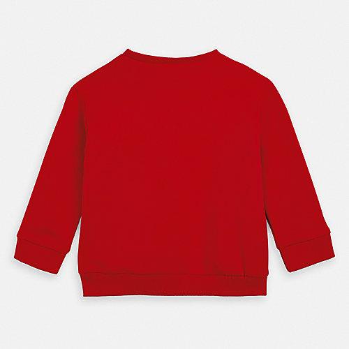 Свитшот Mayoral - красный от Mayoral
