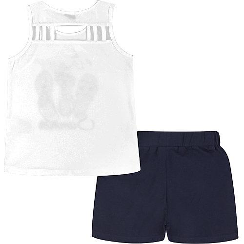 Комплект Mayoral: майка и шорты - темно-синий от Mayoral