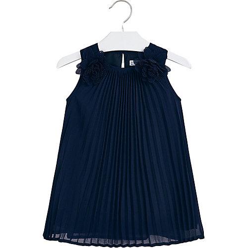 Платье Mayoral - темно-синий от Mayoral