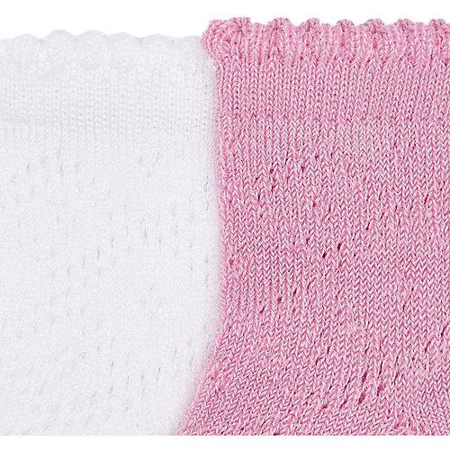 Носки Mayoral, 2 пары - светло-розовый от Mayoral