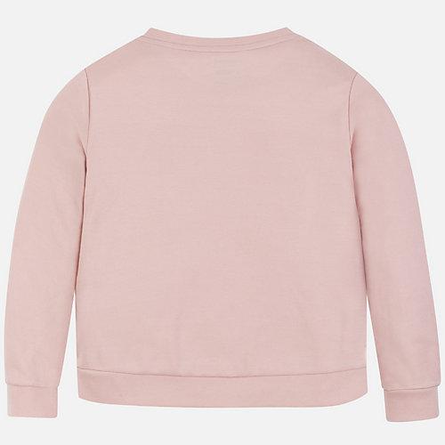Свитшот Mayoral - светло-розовый от Mayoral