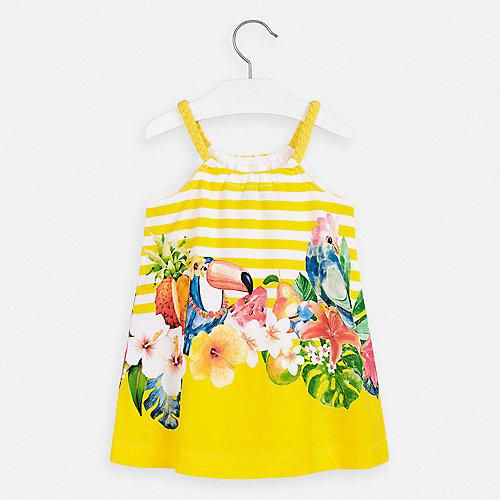 Платье Mayoral - желтый от Mayoral