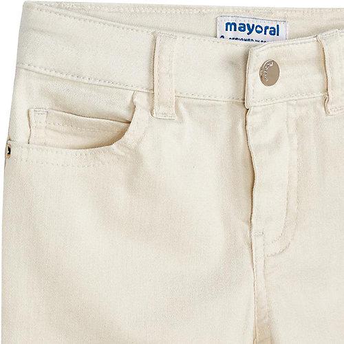 Брюки Mayoral - грязно-белый от Mayoral
