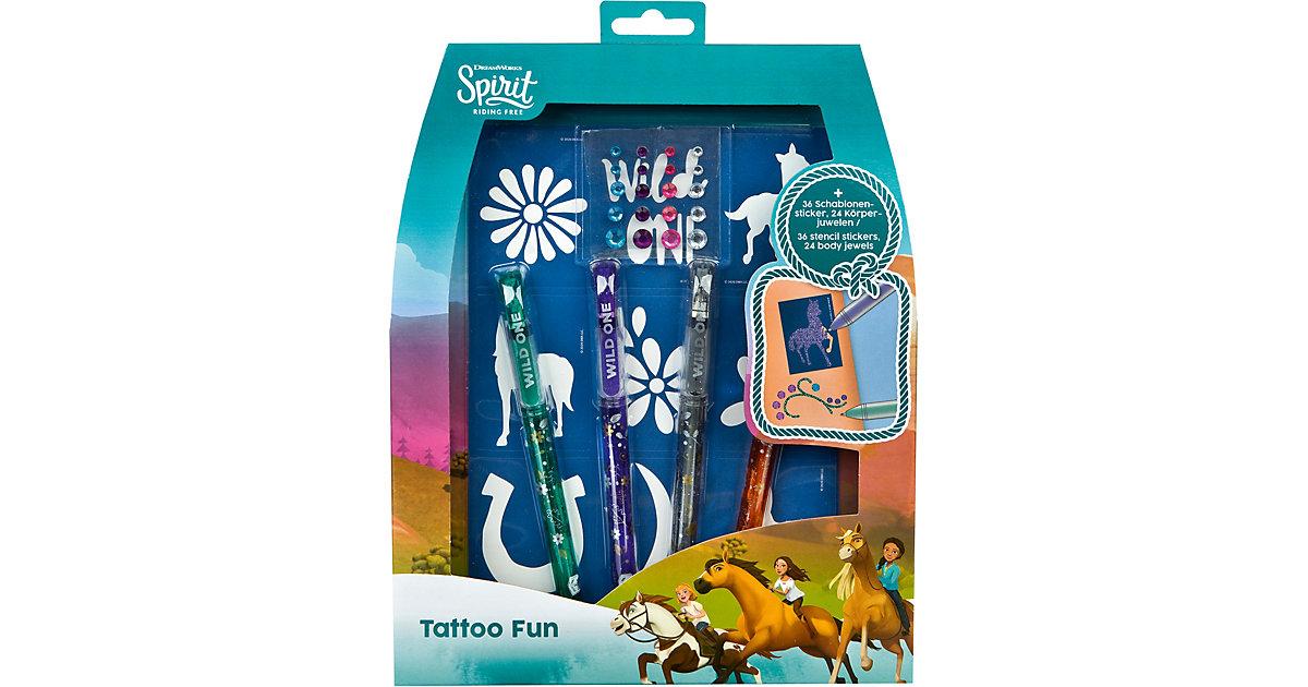 Spirit Tattoo Fun