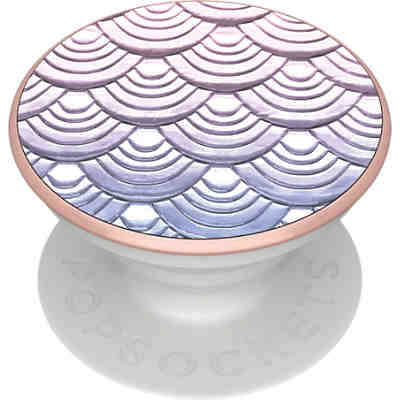 PopSockets PopGrip Prem. Irid.Mermaid Pea