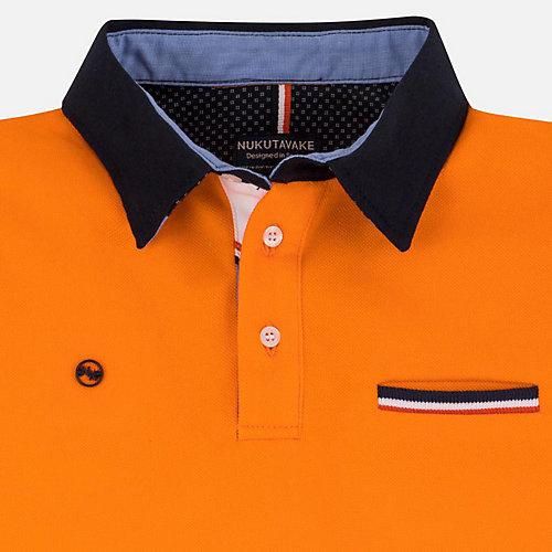 Поло Mayoral - оранжевый от Mayoral