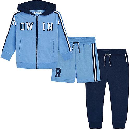Спортивный костюм Mayoral - голубой от Mayoral