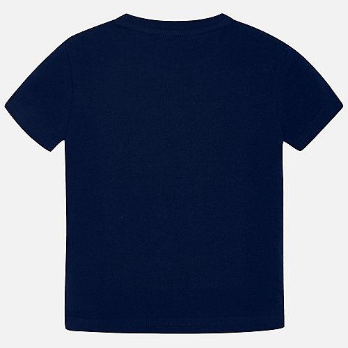 Футболка Mayoral - темно-синий от Mayoral