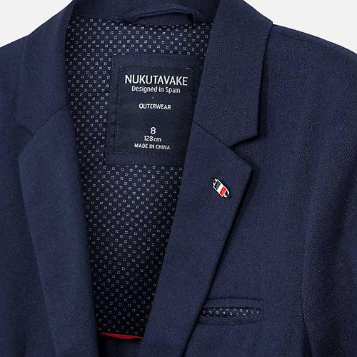 Пиджак Mayoral - темно-синий от Mayoral