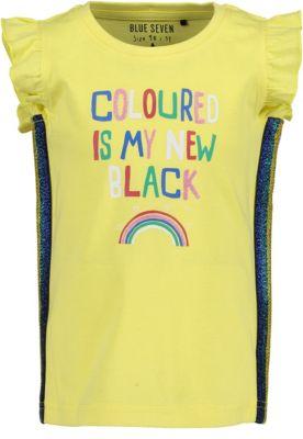 T Shirt für Mädchen, BLUE SEVEN