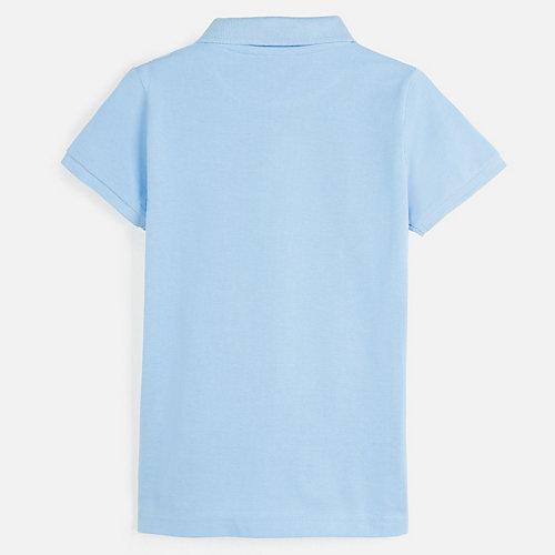 Поло Mayoral - синий от Mayoral