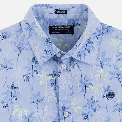 Рубашка Mayoral - грязно-белый от Mayoral