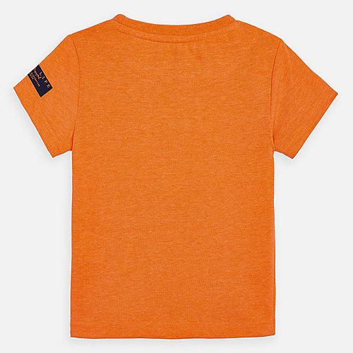 Футболка Mayoral - оранжевый от Mayoral
