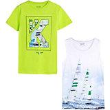 Комплект Mayoral: футболка и майка
