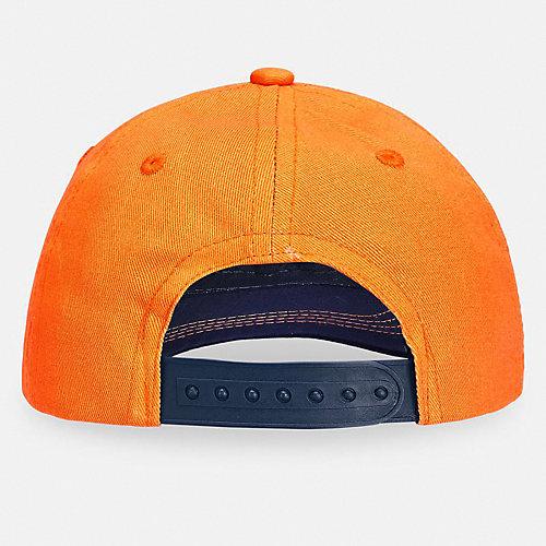 Кепка Mayoral - оранжевый от Mayoral