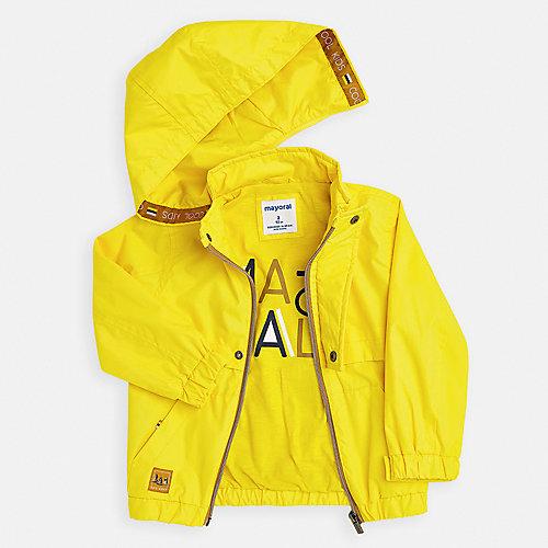 Ветровка Mayoral - желтый от Mayoral