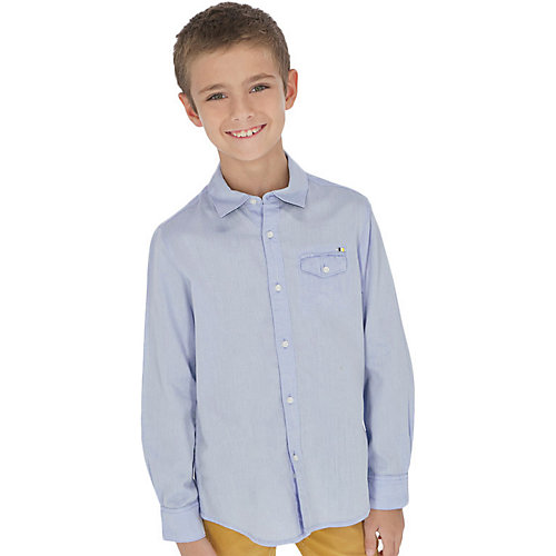 Рубашка Mayoral - голубой от Mayoral
