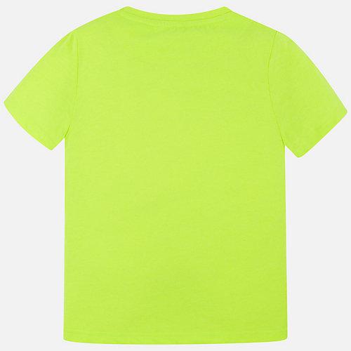 Футболка Mayoral - зеленый от Mayoral