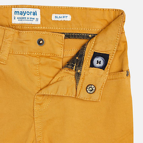 Брюки Mayoral - желтый от Mayoral