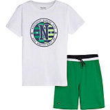 Комплект Mayoral: футболка и шорты